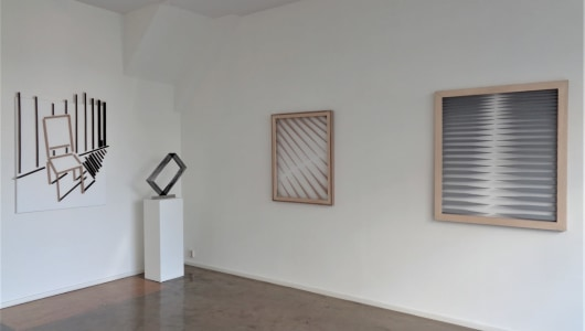Een nieuwe lijn, Jeroen Henneman, Livingstone gallery