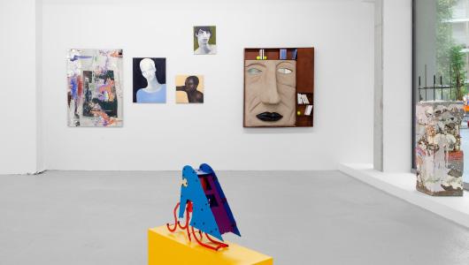 LIMBO act I, Daan Gielis, Tom Volkaert, Stéphane Abibtol, Elissa Lacoste, Everyday Gallery