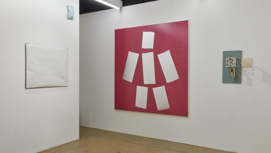 Art Rotterdam 2019, Nahum Tevet, Tuukka Tammisaari, German Stegmaier, JCJ Vanderheyden, Klaas Kloosterboer, Ronald Noorman, Johan De Wit, Kristof De Clercq gallery