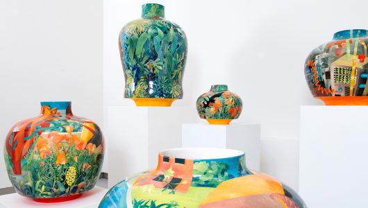 Cologne Fine Art & Design 2020, Pierre Fouché, Morné Visagie, John Newdigate, Nuweland