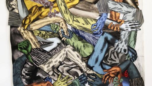 Crowds, Susanna Inglada, Galerie Bart