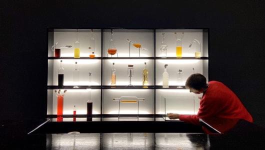 Amsterdam Art Gallery Weekend: Bar no. 5, Margriet Craens, Galerie Bart