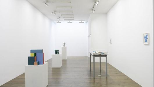 New Works, Ruud Kuijer, Krijn de Koning, Slewe Gallery