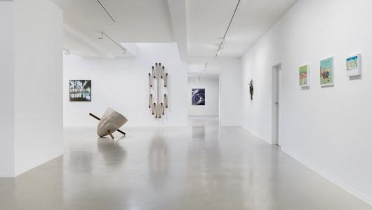 Group exhibition -Já estava assim quando eu chegue, , Galerie Ron Mandos
