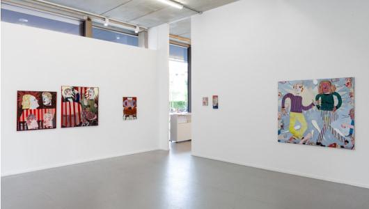 Tomorrow is so far away, Pieter Jennes, Gallery Sofie Van de Velde