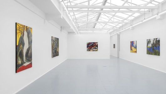 War Paintings from 1994 to 2014, Jacqueline de Jong, rodolphe janssen