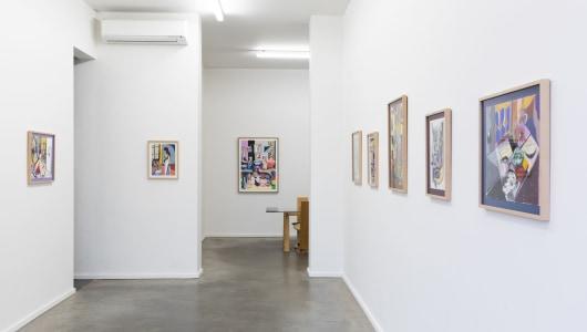 TohuBohu, Amber Andrews, Gallery Sofie Van de Velde