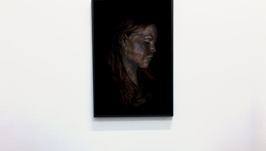 The Artist Mind: 8 Artists Photograph Themselves, Maura Biava, Laurence Aëgerter, Satijn Panyigay, Galerie Caroline O'Breen