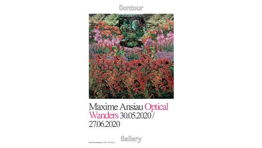 Optical wanders, Maxime Ansiau, Contour Gallery
