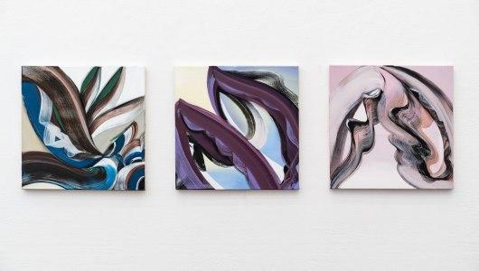 Sensual Strokes - Valentine Series, Janine van Oene, Galerie Gerhard Hofland