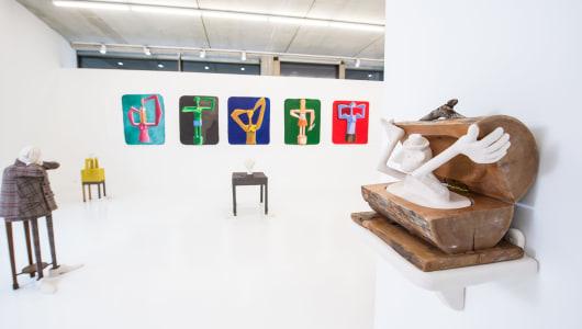 Stories of hope and despair, Dirk Van Saene, Gallery Sofie Van de Velde