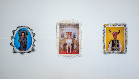 Extravaganza, Carmen Schabracq, Jan Hoek, Duran Lantink & Sistaazhood, Eleonora Stol, Galerie Fleur & Wouter