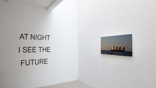 At Night I See The Future & Floating Scenes, Ulf Puder, Edwin Zwakman, AKINCI