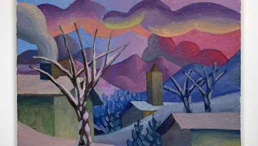 Landscape from Memory, , Althuis Hofland Fine Arts