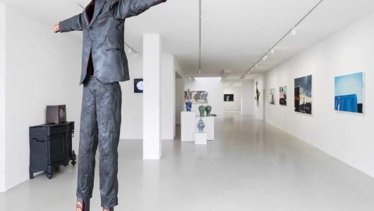 Art Rotterdam 2021 | Part #1, Renie Spoelstra, Ron van der Ende, Bouke de Vries, Jacco Olivier, Koen van den Broek, Erwin Olaf, Hans Op de Beeck, Galerie Ron Mandos