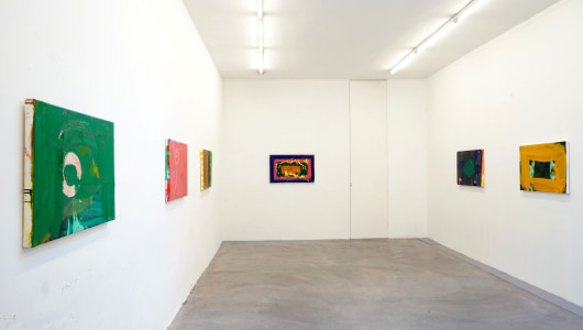 Small Paintings, Mike Pratt, Torch Gallery