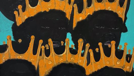 WonderBuhle & Eniwaye Oluwaseyi | (RE)Pose, Eniwaye Oluwaseyi, WonderBuhle, Galerie Ron Mandos