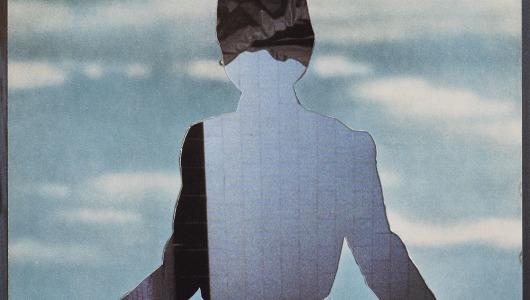 Double Shadow, John Stezaker, Gallery Sofie Van de Velde