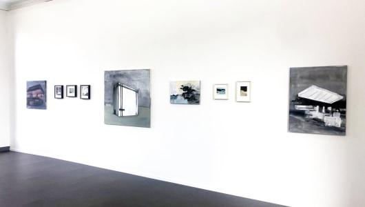 Nanda Runge & pietsjanke fokkema, pietsjanke fokkema, Nanda Runge, Galerie van den Berge