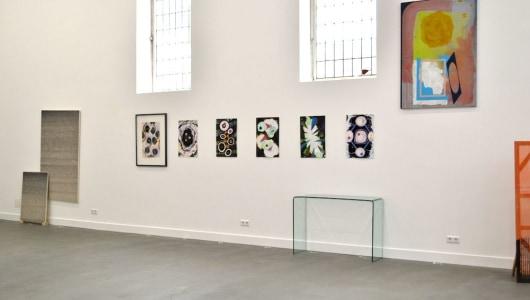 Mini-Exhibition on Demand 1, Miloushka Bokma, Lenneke van der Goot, Ad Gerritsen, Roos van Dijk, Simone Albers, Klaas Gubbels, Maureen Bachaus, Eef de Graaf, O-68
