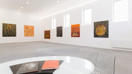 Mini-Exhibition on Demand  2, Jan Pater, Maaike Kramer, Tineke Porck, Wieteke Heldens, Els van 't Klooster, Suzanne Hartmans, Theo Kuijpers, Edgar Knoop, O-68