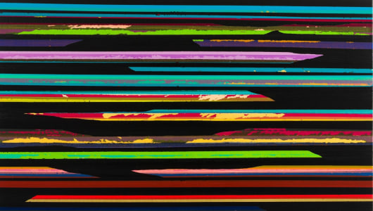 Crossing the Line, Ruri Matsumoto, Livingstone gallery