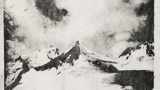DOUGLAS MANDRY AT AMSTERDAM ART GALLERY, Douglas Mandry, Bildhalle