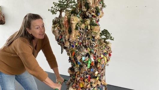 De schoonheid van het verval, Patrick Bergsma, Anutosh, Leon van Opstal, Galerie Franzis Engels