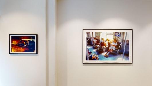 NEW YORK 1977 - 1985, Willy Spiller, Bildhalle