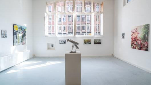 Van Ostade Biënnale II: Landscapes, Jaimy Gail, Joran van Soest, GoMulan Gallery