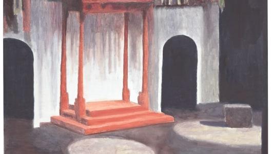 Seconds, Luc Tuymans, Zeno X Gallery