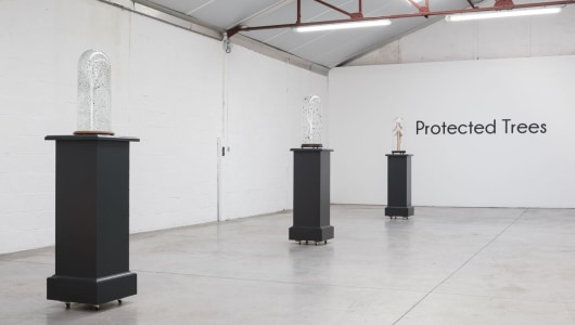 Ballroom Project, Ronny Delrue, Carolein Smit, Galerie Fontana