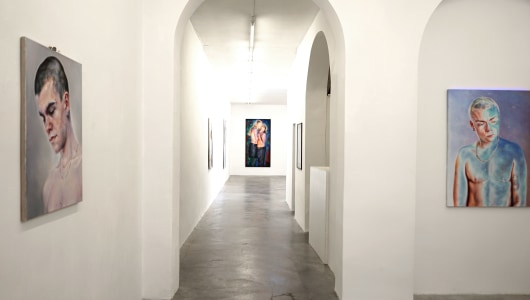 Anya Janssen - Clouddwellers, Anya Janssen, Torch Gallery