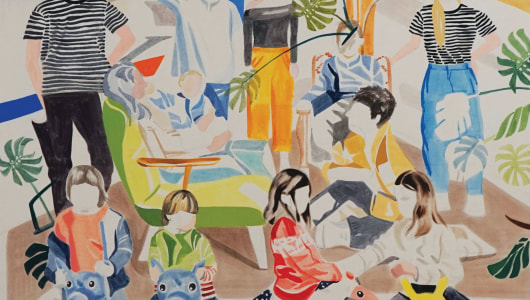 Continuation, Maria Vashchuk, Tom Kraanen, Josilda da Conceição Gallery
