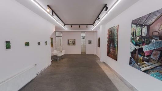 Temps Mort, Mathieu Cherkit, Albada Jelgersma Gallery