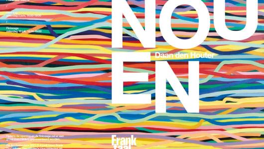 NOU EN / SO WHAT - Solo Exhibition - Daan, Daan den Houter, Frank Taal Galerie