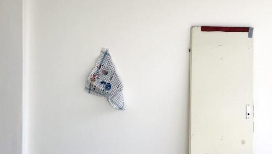Tile painting, Kimball Gunnar Holth, Galerie van Gelder