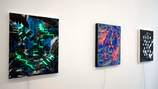 Out of Element, Thijs Zweers, Torch Gallery