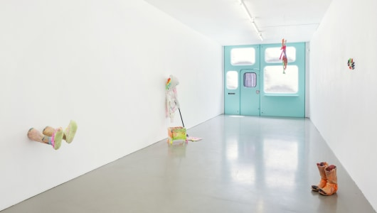 Anomalies, Folkert de Jong, Galerie Fons Welters