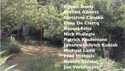 Yes we are open! (After walking around the park), Johannes Ulrich Kubiak, Benoît Felix, Patrick Keulemans, Jan Verbruggen, Fred Michiels, Christine Clinckx, Nick Hullegie, Robert Soroko, Eva Steynen.Deviation(s)