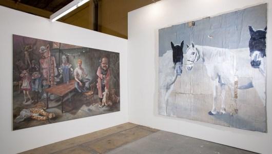 Art Rotterdam 2021, Sam Andrea, Aldo van den Broek, Galerie Vriend van Bavink