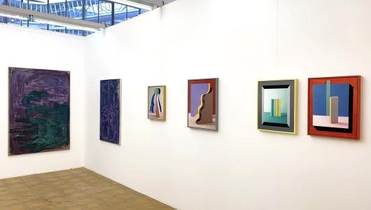 Art Rotterdam 2021, Rob Johannesma, Misha de Ridder, Erin O'Keefe, Albada Jelgersma Gallery
