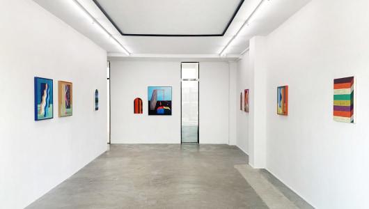 Sightseeing, Matt Kleberg, Erin O'Keefe, Albada Jelgersma Gallery