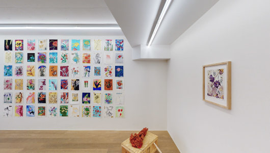 La Mort des Amants, Eliza Pepermans, Schönfeld Gallery
