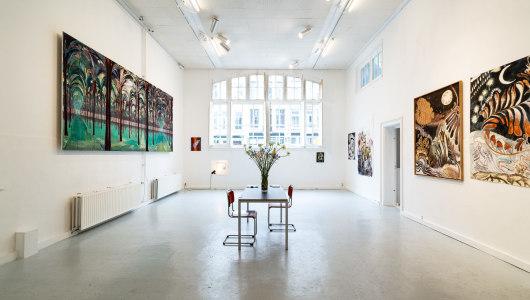 Lunambulist, Jonat Deelstra, Sophie Steengracht, GoMulan Gallery