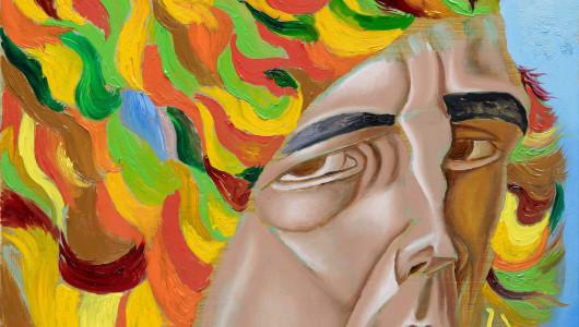 Van een gek, voor een gek, Philip Akkerman, Torch Gallery