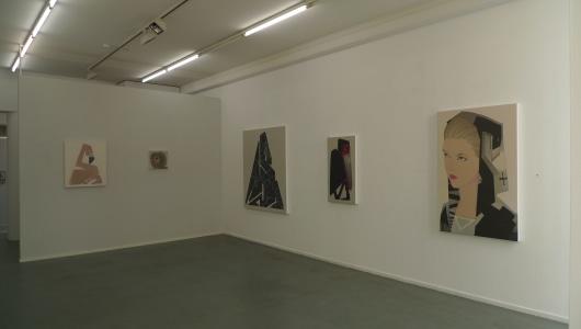 MONSTER, Peter Vos, Jan Brokof, Anya Belyat Giunta, Kevin Simon Mancera, Galerie Maurits van de Laar