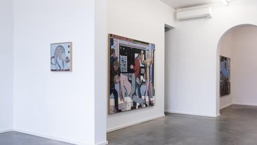 I can tell you stories, Pieter Jennes, Gallery Sofie Van de Velde