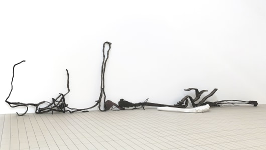 Se frayer un chemin, Eric De Smet, galerie EL