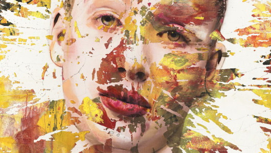 Lita Cabellut: The Choice of Memories, Lita Cabellut, SmithDavidson Gallery